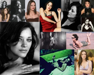 Marion Cotillard 2012-07-25 Collage