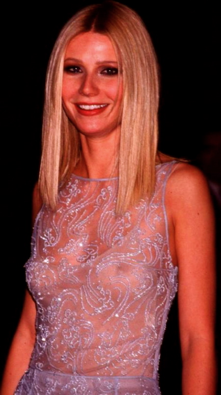 Gwyneth Paltrow see through