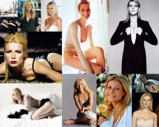 Gwyneth Paltrow Wallpaper Collage