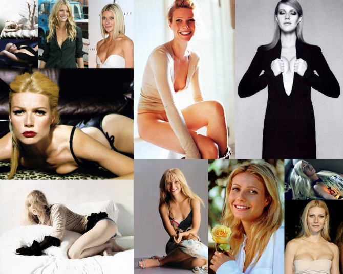 Gwyneth Paltrow Wallpaper Collage