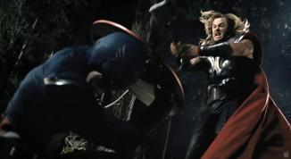 The Avengers movie still