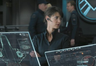 The Avengers Still - Cobie Smulder