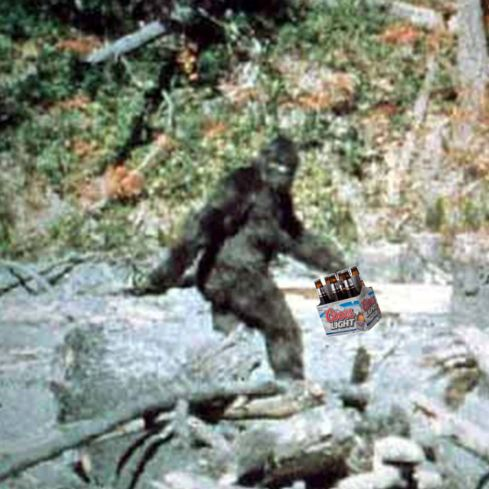 Bigfoot Six Pack Coors
