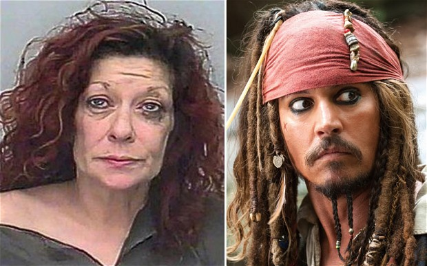 Alison Whelan Jack Sparrow The Bar None
