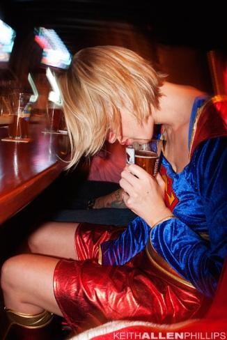 Bar None Swalloween 08 Super Drunk Girl