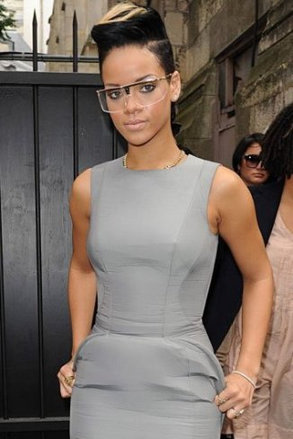 Rihanna - Intellectual Bar None 10 celebrity Halloween Costumes