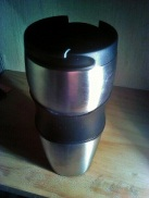 Travel Mug Bid Bar None Buy My Vote