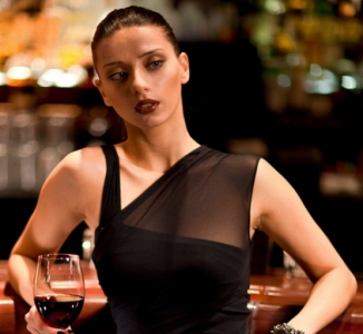 Angela Sarafyan 01 in the Bar None Twilight: Breaking Dawn (Part 2) Bar None Booze Revooze