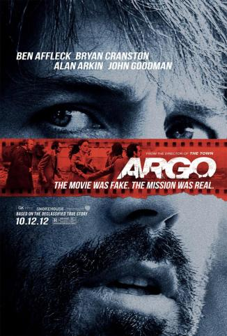 Argo poster Bar None Booze Revooze Movie Review Argo