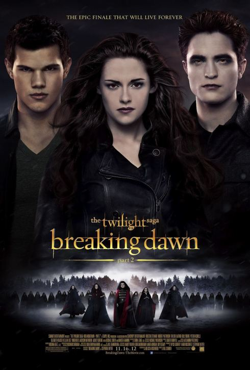 Breaking Dawn 2 Poster Bar None Booze Revooze