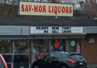 Christmas Bar None Used 04 Shop