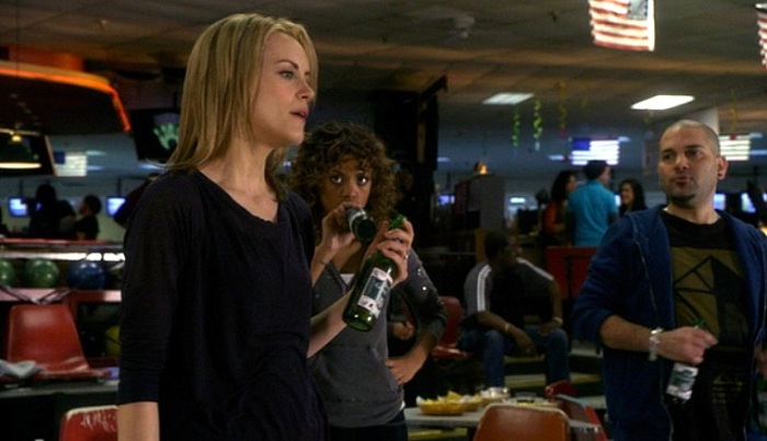 Taylor Schilling in the Bar None