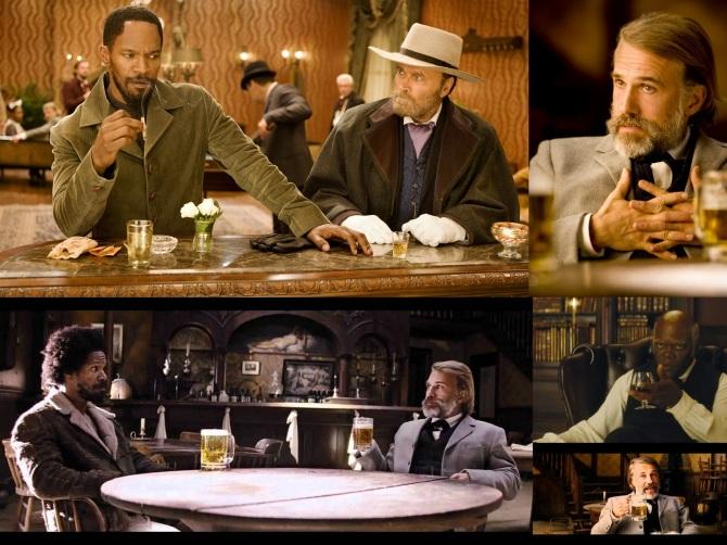 Django Unchained Bar None Wallpaper booze revooze