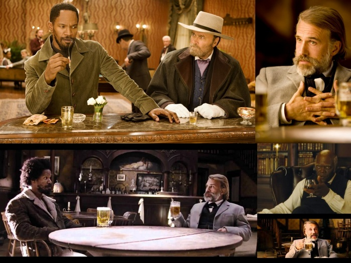 Django Unchained Bar None Wallpaper booze revooze