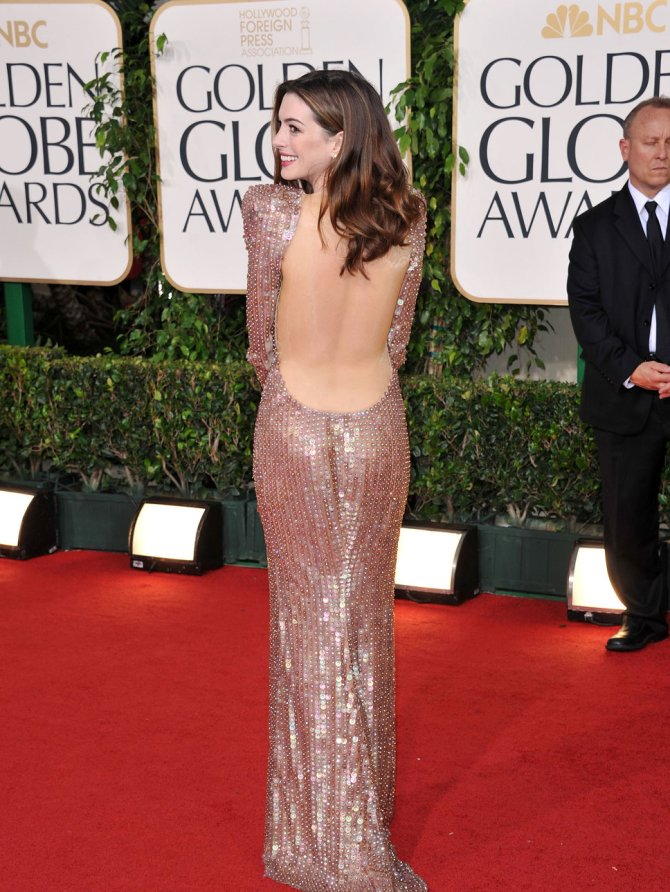Anne Hathaway 07 bar none booze revooze assassin dress