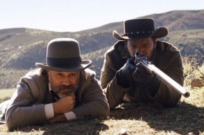 Django Unchained 07 Bar None Wallpaper booze revooze