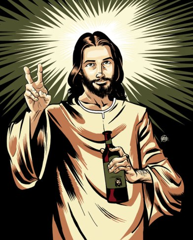 Jesus Really Does Save Bar None Dregs