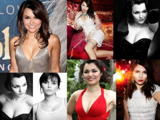 Samantha Barks Bar None 2013-01-13 Wallpaper Booze Revooze