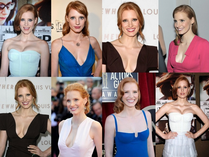 Jessica Chastain 2013-01-30 Bar None Wallpaper booze revooze