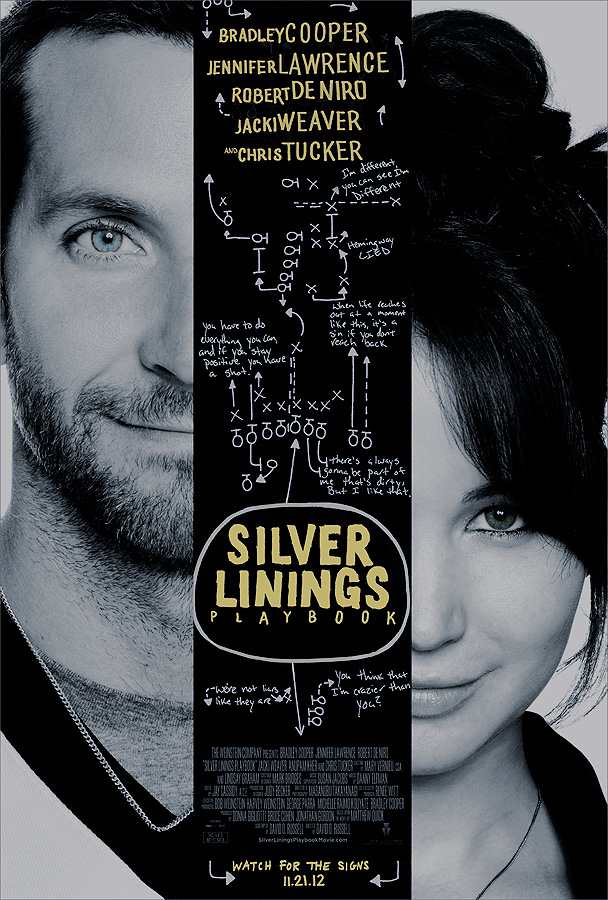 Silver Linings Playbook 01 poster bar none booze revooze