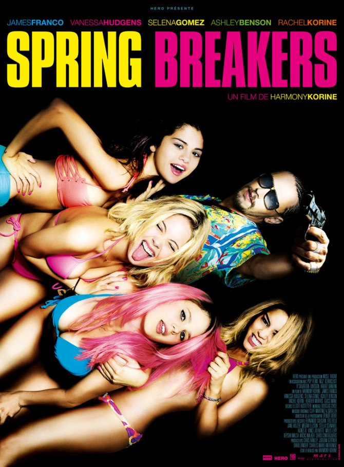 Spring Breakers 00 poster AlKHall Bar None Booze Revooze
