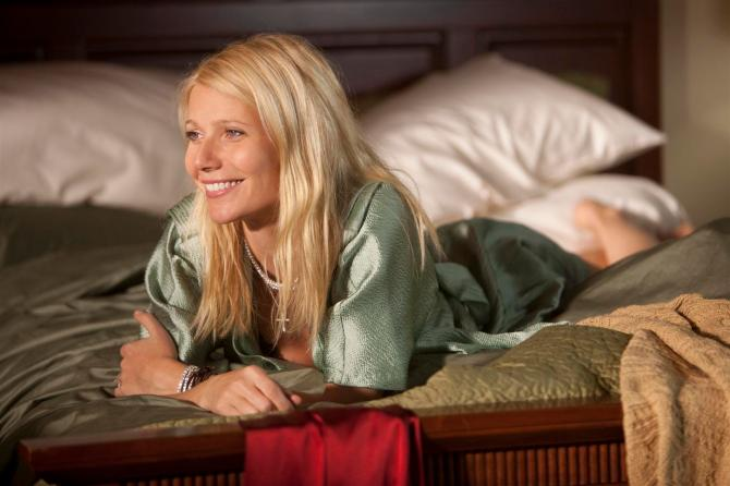 Gwyneth Paltrow 07 Bar None Booze Revooze Iron Man 3