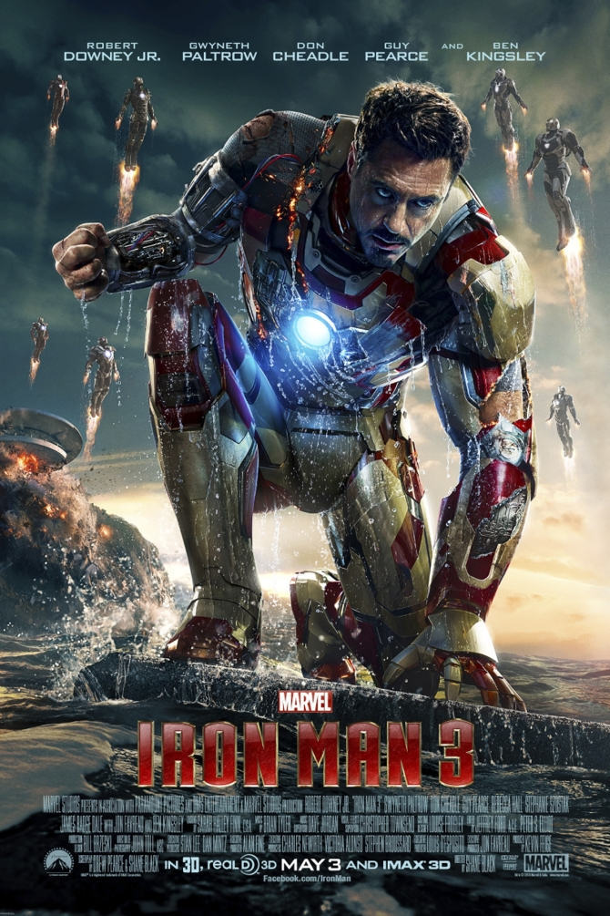 Iron Man 3 01 poster bar none booze revooze