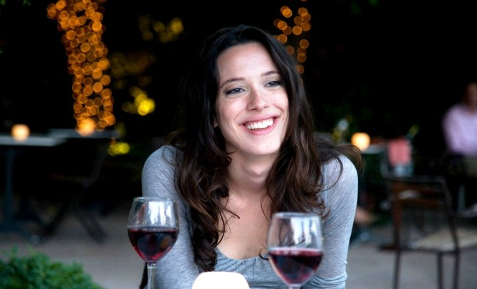 Rebecca Hall 00 in the Bar None Booze Revooze Iron Man 3