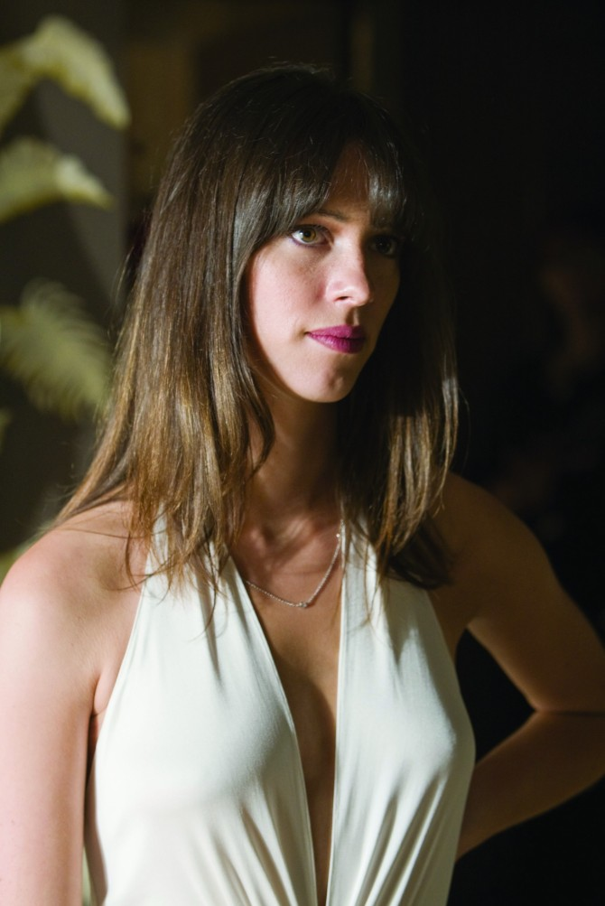 Rebecca Hall 07 in the Bar None Booze Revooze Iron Man 3