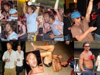 Matthew Mcconaughey Bar None Wallpaper Drunk (Booze Revooze Mud)