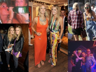 Cressida Bonas Drunk Bar None Wallpaper (AlKHall Bar None Dregs)