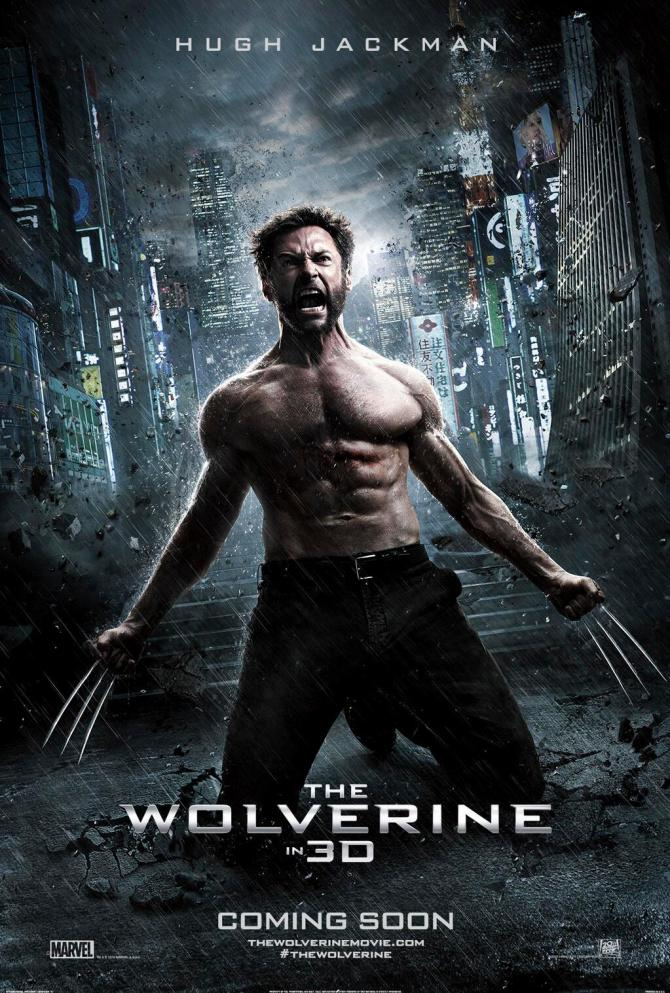 The Wolverine 01 poster (AlKHall Bar None Booze Revooze)
