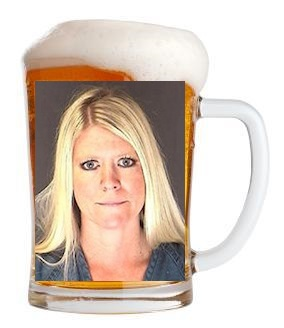 Tonya Harris Mug Shot (AlKHall Bar None)