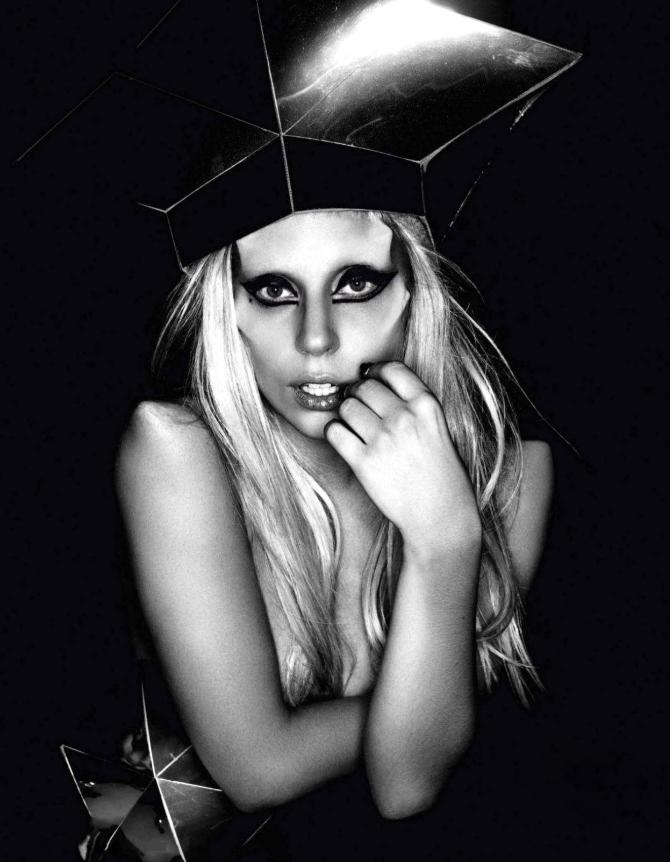 Lady Gaga 02 Machete Kills nip slip (AlKHall Bar None Booze Revooze)