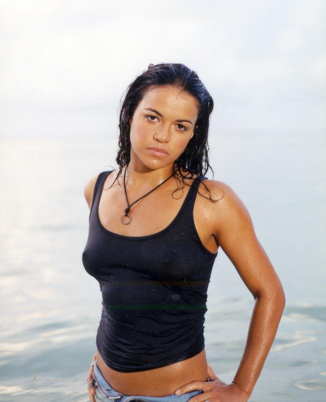 Michelle Rodriguez 01 Machete Kills see through (AlKHall Bar None Booze Revooze)