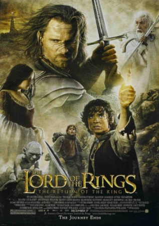 WTF!? The Lord of the Rings: Return of the King