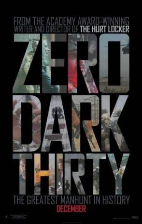 Bar None Booze Revooze: Zero Dark Thirty