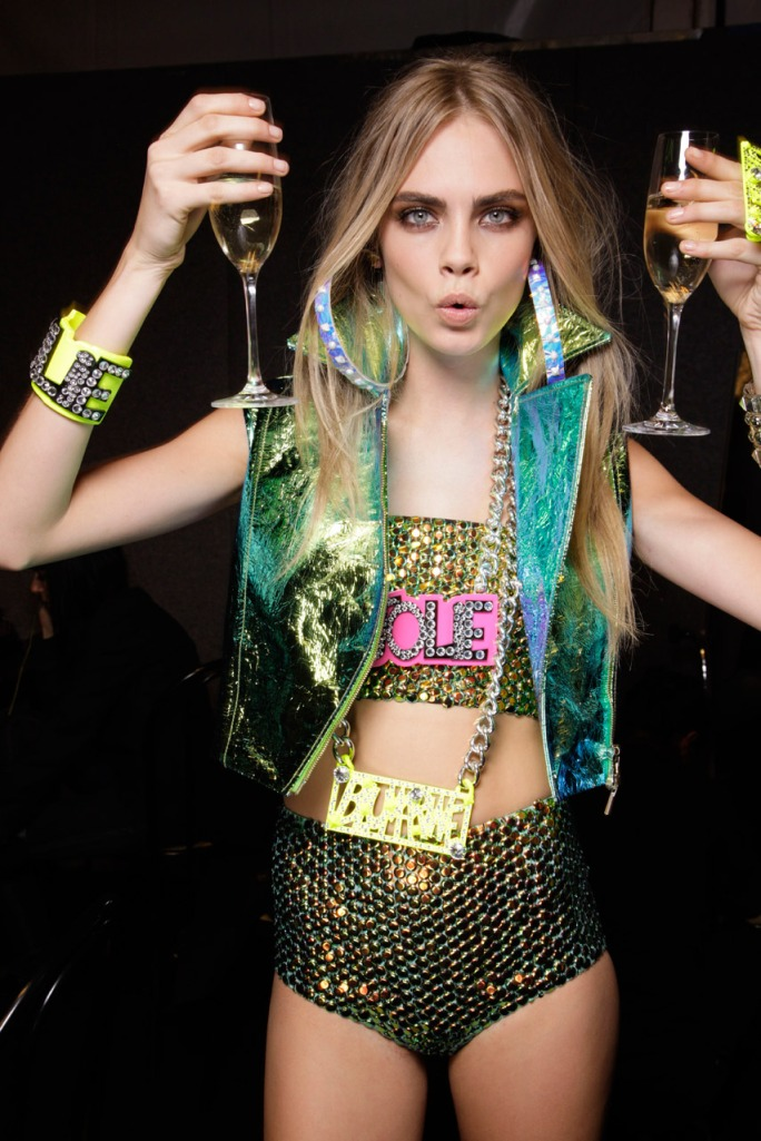 Cara Delevingne 08 in the Bar None (AlKHall Bar None)
