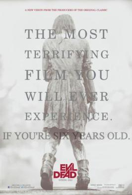 1, 2, 3, WTF!? review of Evil Dead