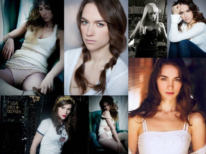Melanie Scrofano 2014-02-08 RoboCop Bar None Wallpaper