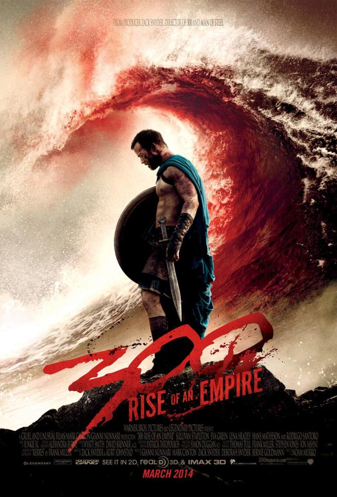 300 Rise of an Empire 01 poster (AlKHall Bar None Booze Revoze)
