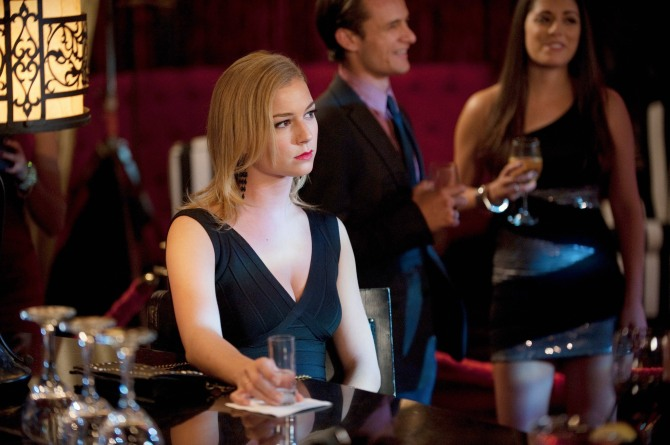 Emily VanCamp 09 in the Bar None (AlKHall Booze Revooze Captain America)