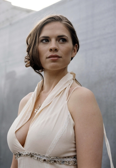 Hayley Atwell 06 (AlKHall Booze Revooze Bar None Captain America)
