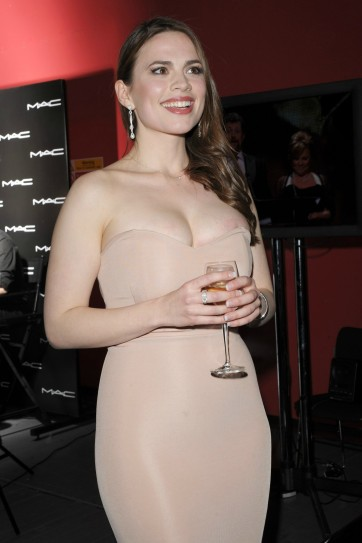 Hayley Atwell 08 in the Bar None (AlKHall Booze Revooze Captain America)