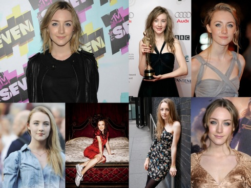 Saoirse Ronan Bar None Wallpaper
