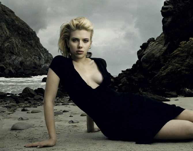 Scarlett Johansson 05 (AlKHall Booze Revooze Bar None Captain America)