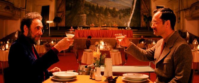 The Grand Budapest Hotel 07 drink (AlKHall Booze Revooze)