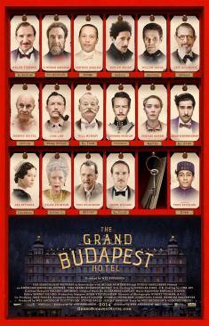 The Grand Budapest Hotel 10 cast (AlKHall Booze Revooze)
