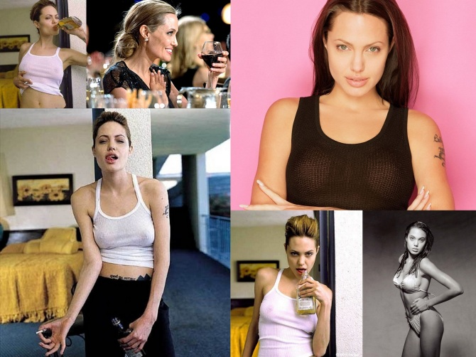 Angelina Jolie 2014-05-28 Bar None Wallpaper (AlKHall Bar None Booze Revooze)