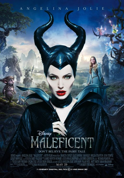 Maleficent 01 poster (AlKHall Bar None Booze Revooze)